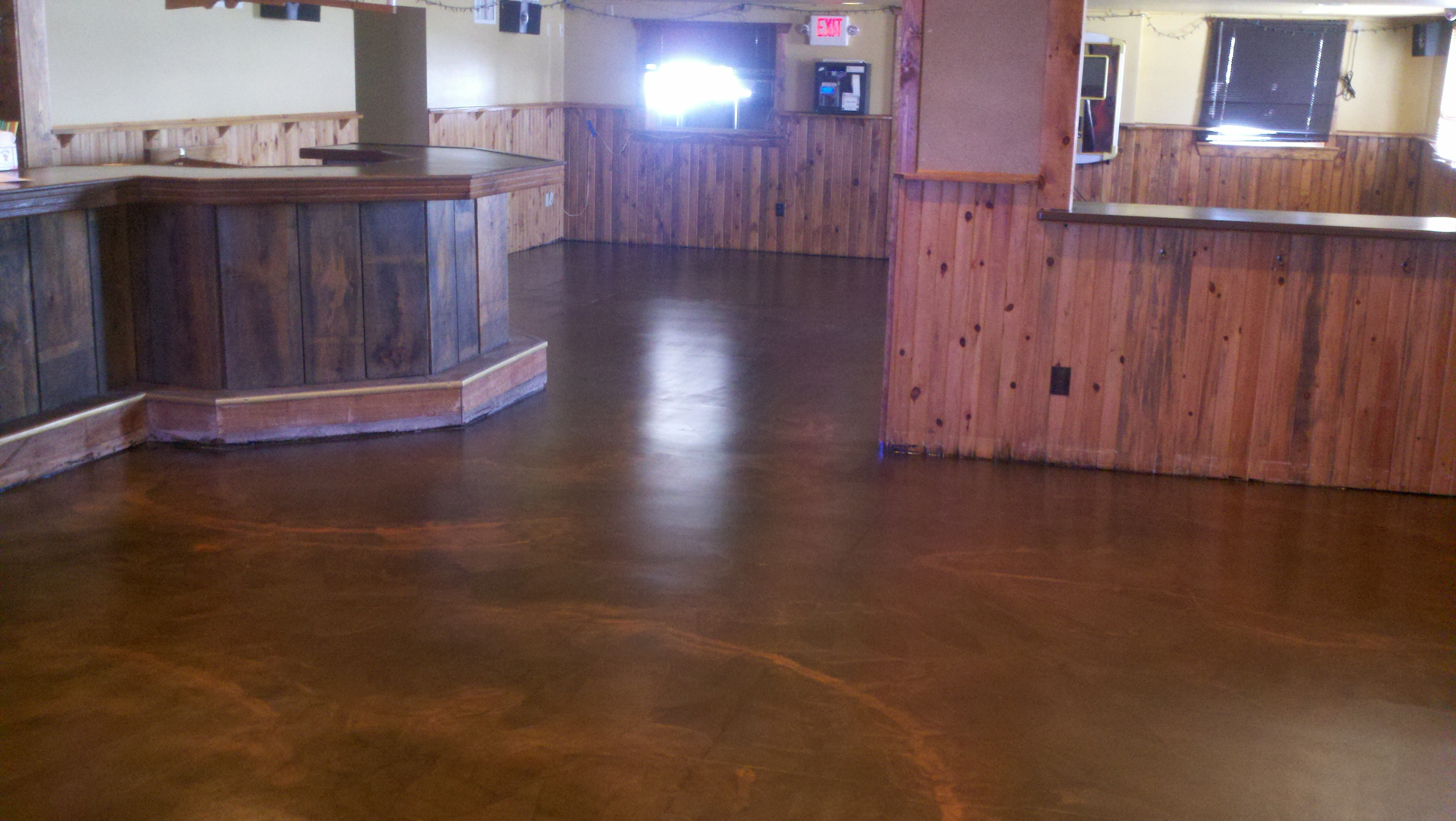 Commercial interior flooring lexington ky centric for Commercial bar flooring