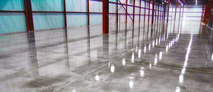 Polished Concrete Floors Lexington KY