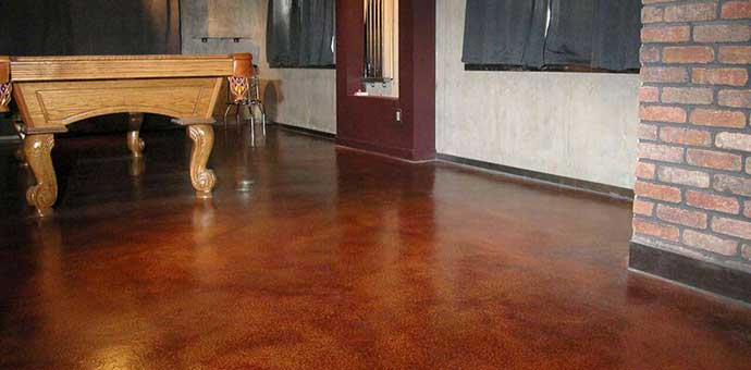 Residential Epoxy Flooring Lexington KY